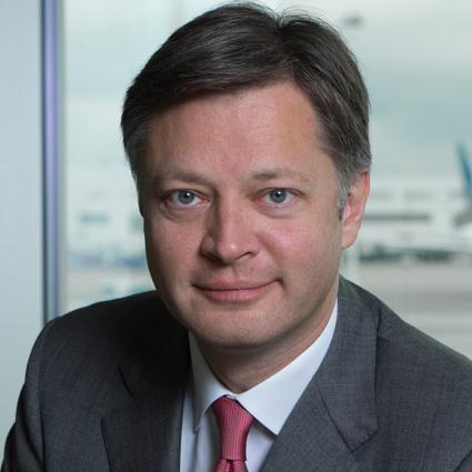 Arnaud Feist, Brussels Airport Company